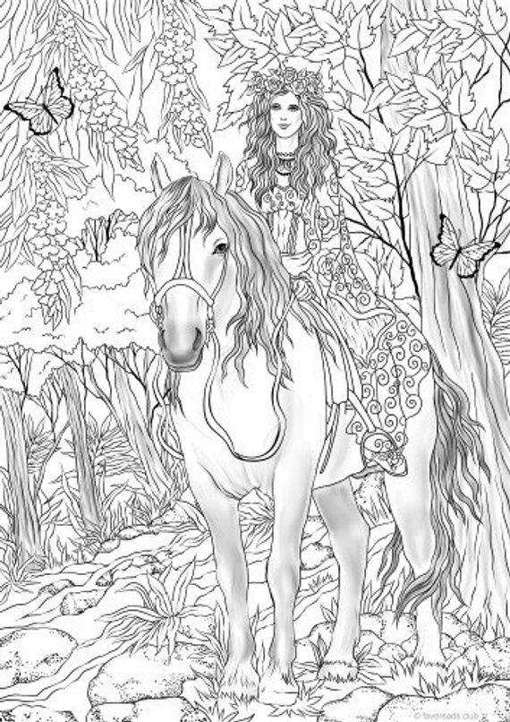 fairy horse coloring pages fairies ride winged horses coloring page free coloring horse pages coloring fairy