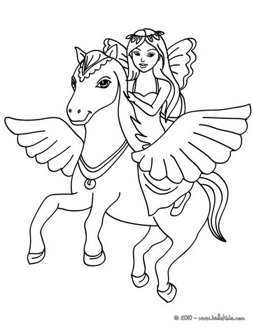 fairy horse coloring pages pin on coloring pages coloring horse fairy