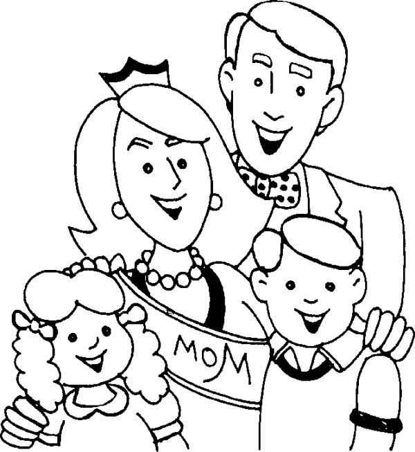 family coloring sheets family coloring pages download and print family coloring coloring sheets family