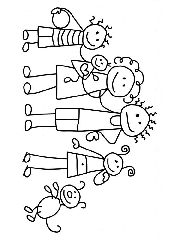 family coloring sheets family coloring pages download and print family coloring sheets family coloring