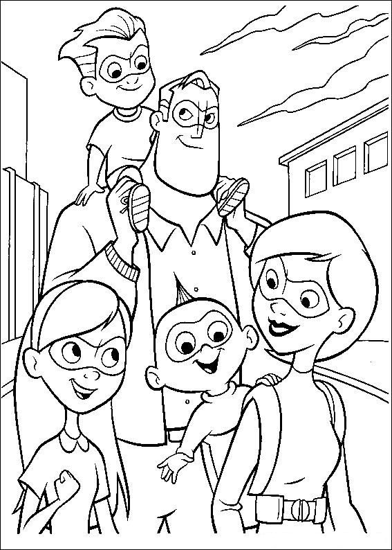 family incredibles 2 coloring pages image result for coloring pages the incredibles family family coloring pages 2 incredibles