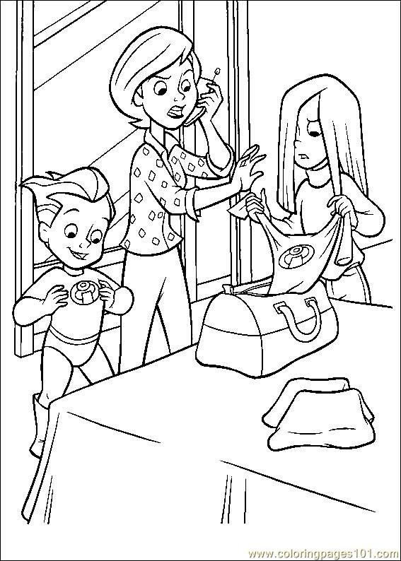 family incredibles 2 coloring pages incredibles 2 coloring pages getcoloringpagescom family pages coloring 2 incredibles