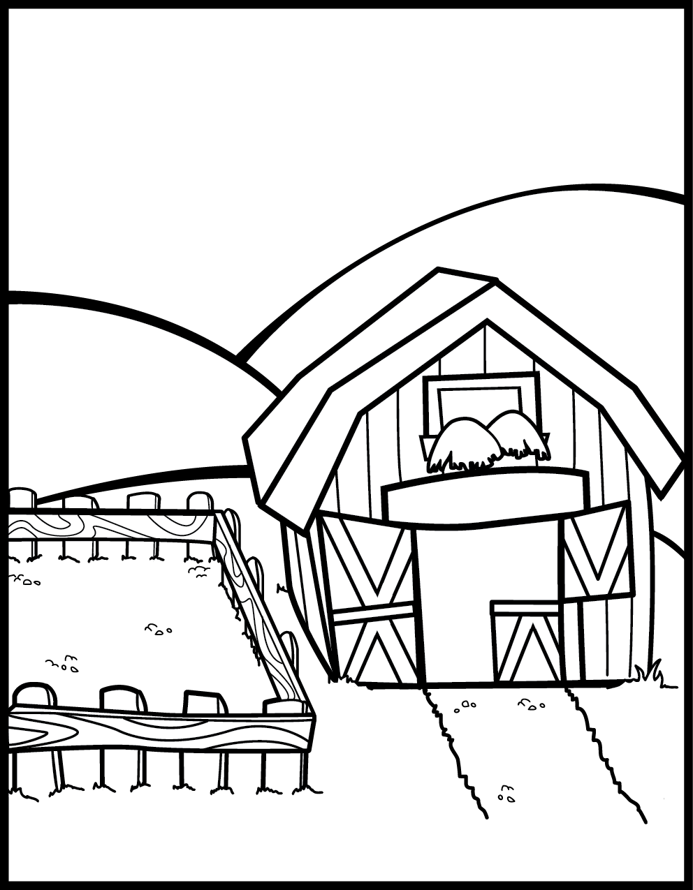 farm coloring pages preschool template with images coloring books preschool preschool pages farm coloring