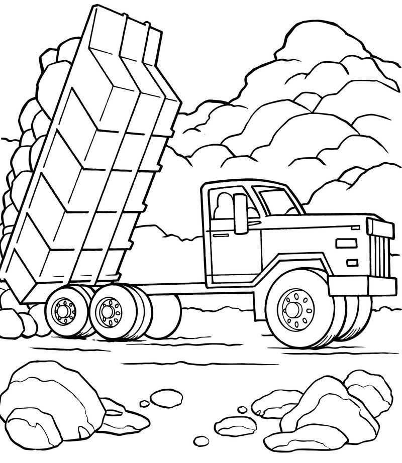 farm truck coloring pages fireman carry big cars coloring pages cars coloring farm truck coloring pages