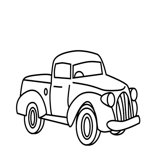 farm truck coloring pages little blue truck coloring pages mason39s 1st birthday pages truck farm coloring