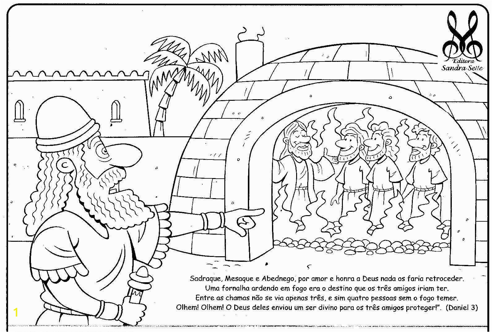 fiery furnace coloring page 42 best images about bible shadrach meshach and coloring furnace fiery page