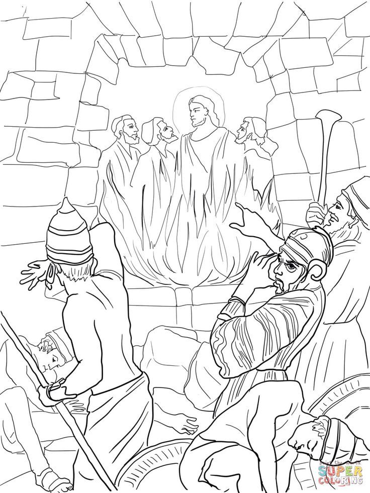 fiery furnace coloring page free fiery furnace coloring page children39s ministry deals page furnace fiery coloring