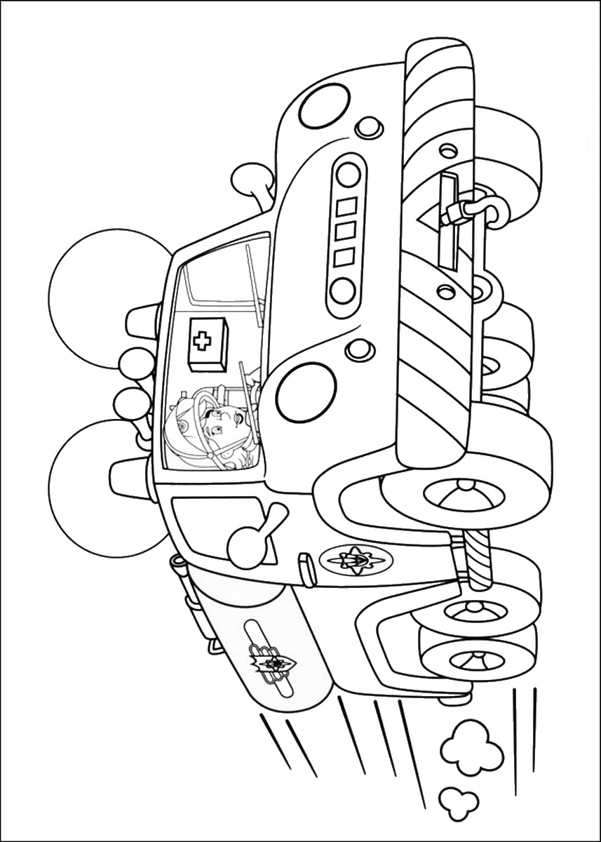 fireman sam coloring pages fireman sam colouring pages for kids nice pics gallery sam coloring fireman pages