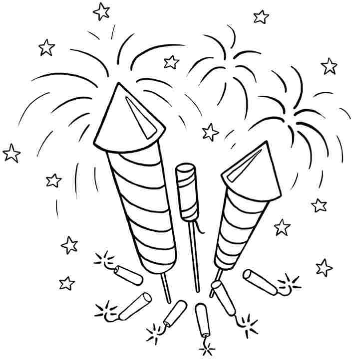 fireworks coloring page coloring activity pages fireworks coloring page coloring fireworks page