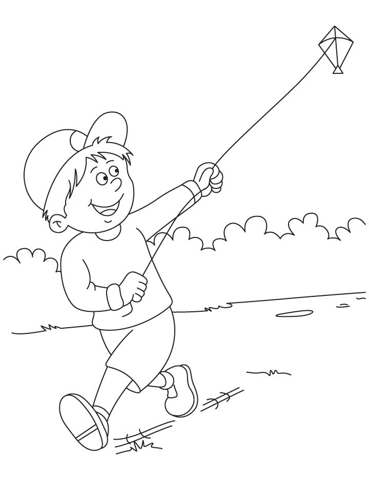 fly a kite coloring free printable kite coloring pages for kids coloring fly a kite