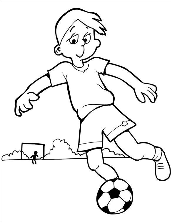 football coloring free printable football coloring pages for kids best coloring football