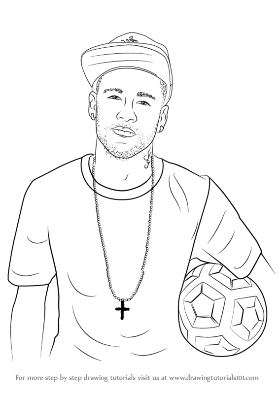 football player drawing steps football drawing free download on clipartmag drawing steps player football