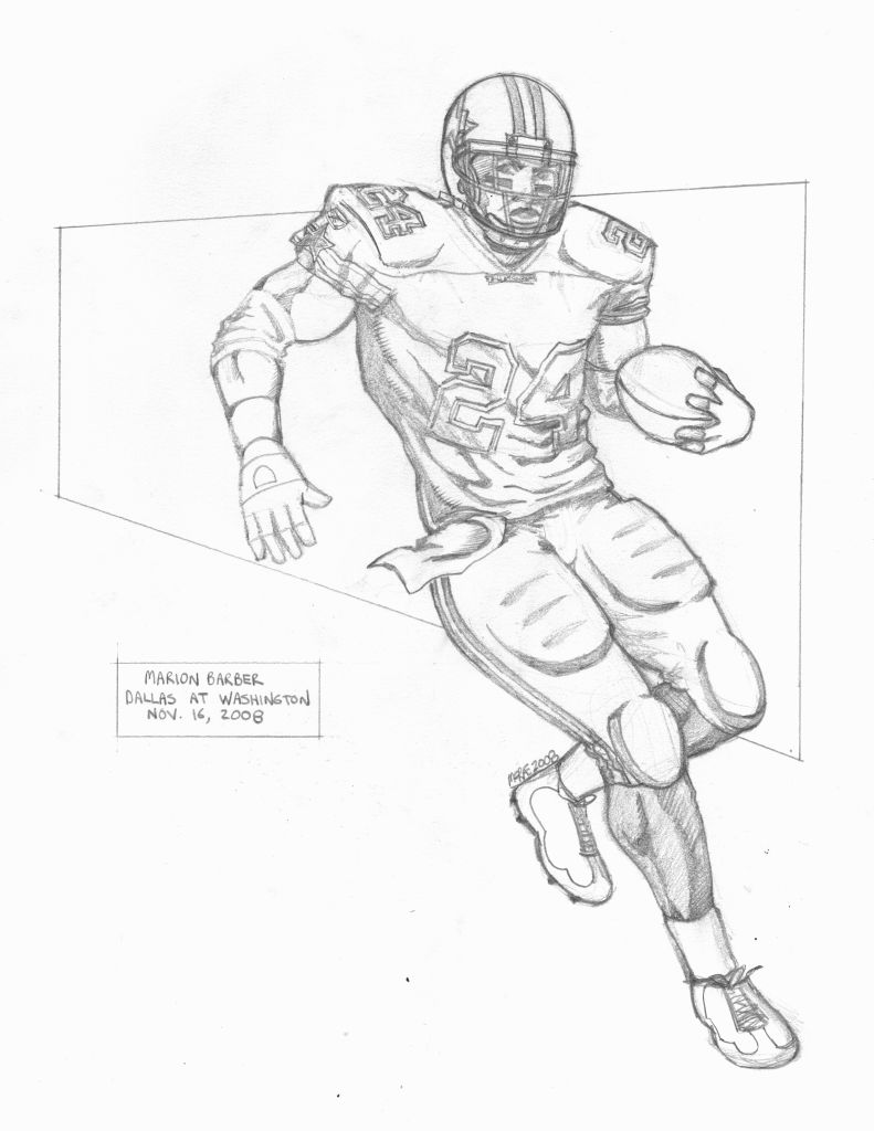 football player drawing steps how to draw an american football player drawingforallnet drawing football steps player
