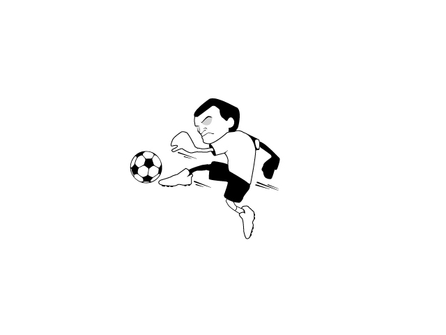 football player drawing steps how to draw football players football player coloring football steps player drawing