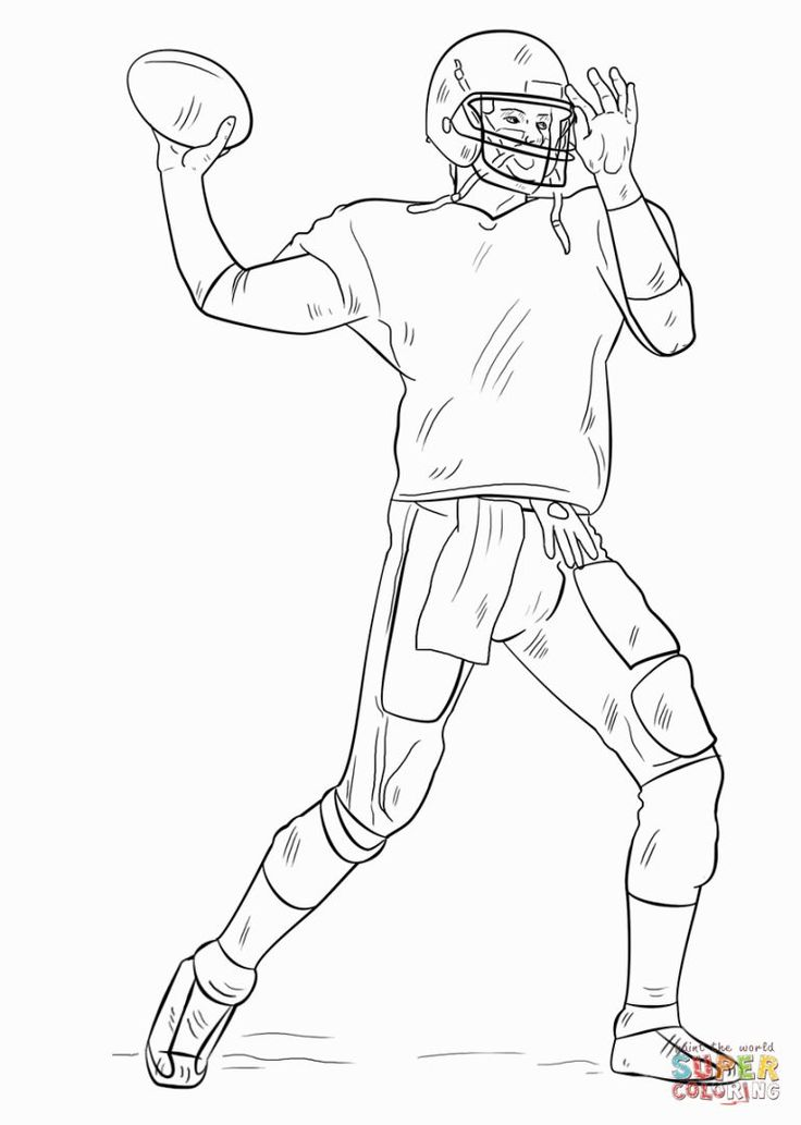 football players coloring pages 1000 images about football on pinterest football players coloring pages football
