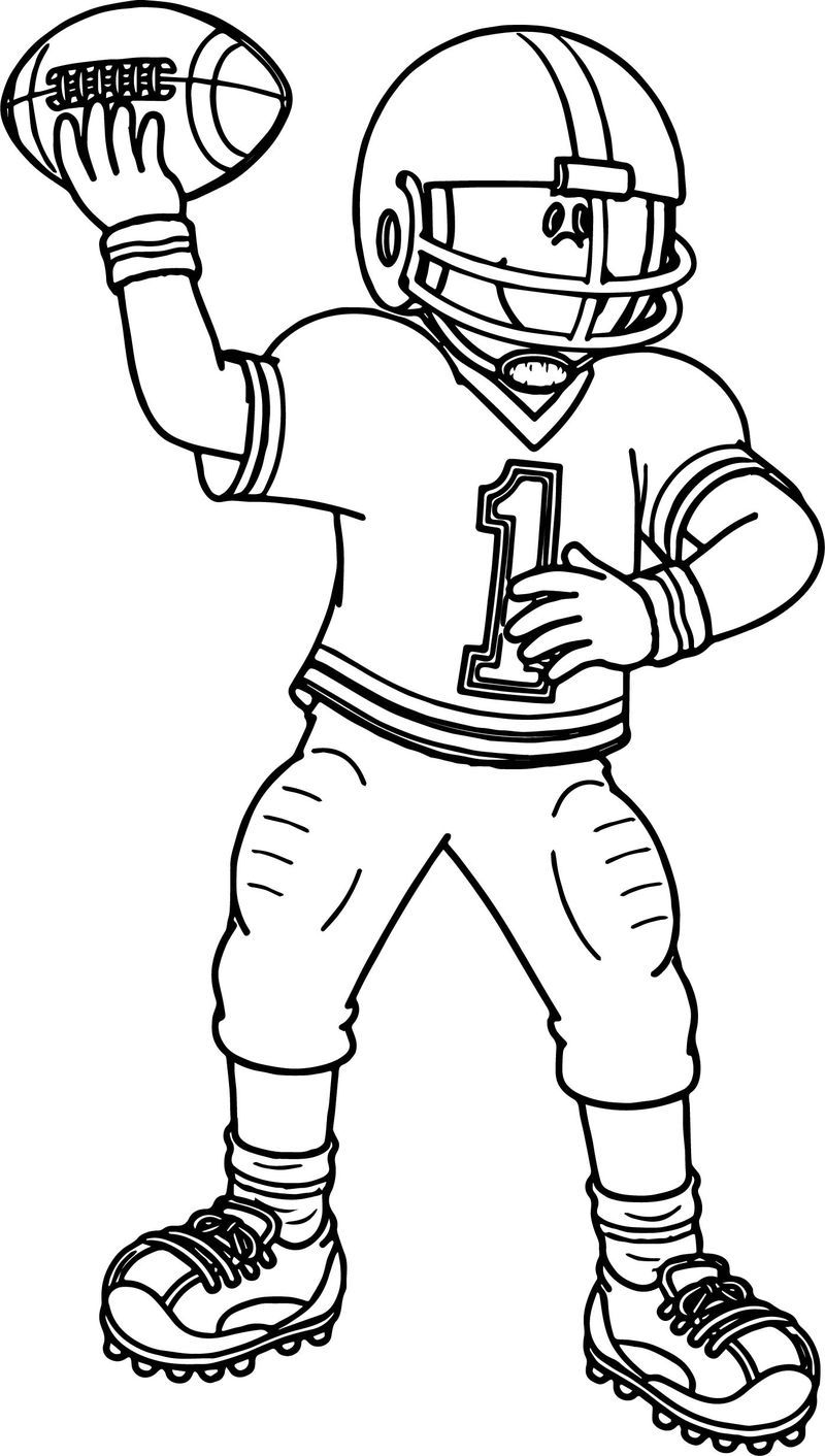 football players coloring pages football player sport football playing football coloring coloring players pages football