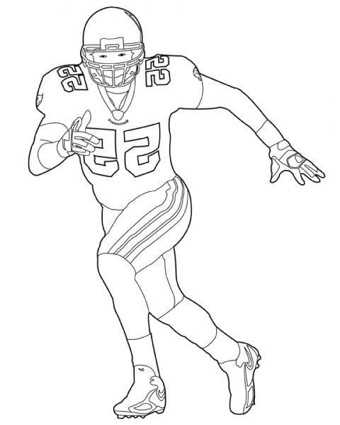 football players coloring pages the best football player coloring pages httpcoloring coloring pages players football
