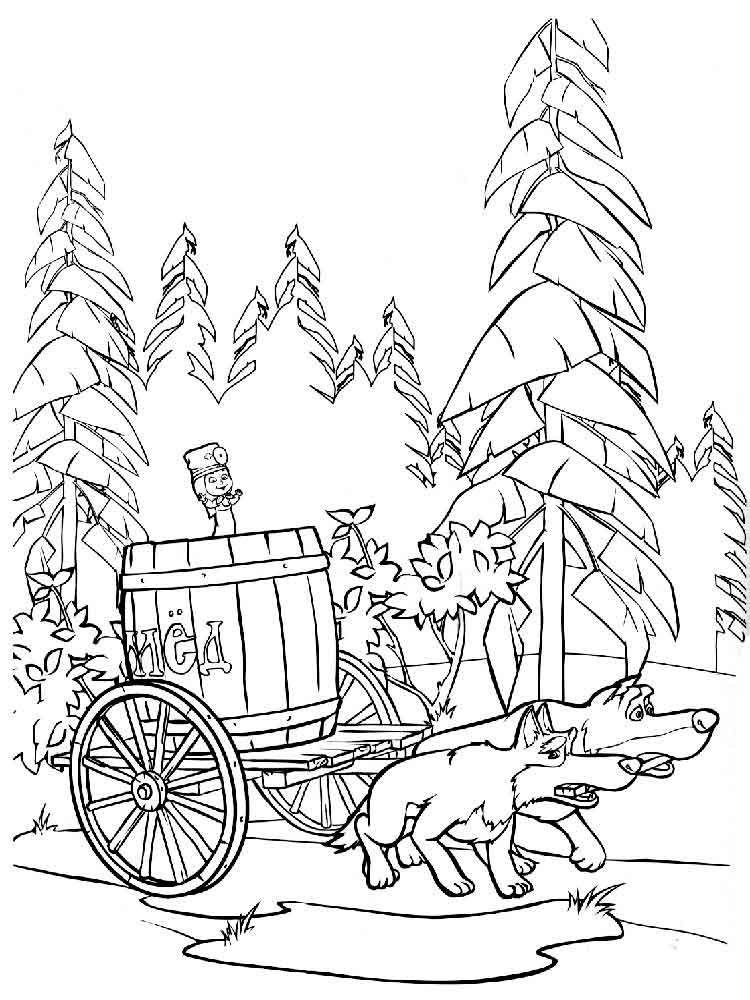 forest coloring page coloring pages of forest coloring home coloring forest page