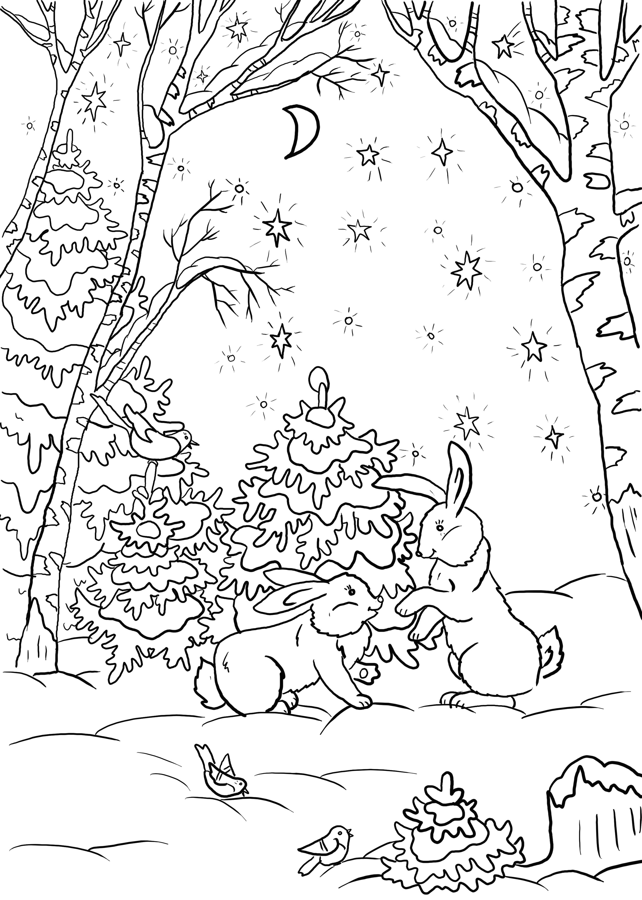 forest coloring page jungle forest coloring pages for adults coloring page coloring forest