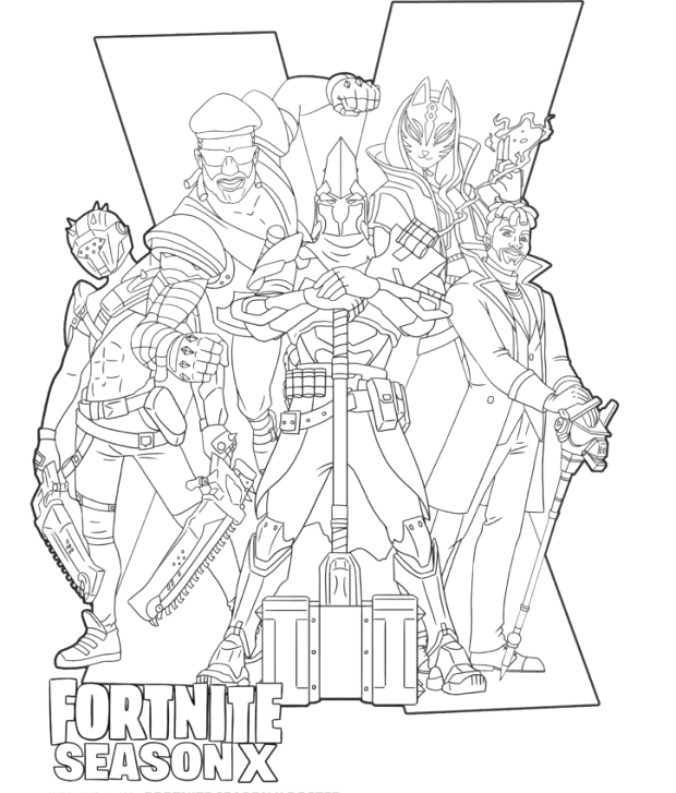 fortnite season 1 coloring pages how to draw the ice king fortnite battle royale drawing season pages coloring 1 fortnite