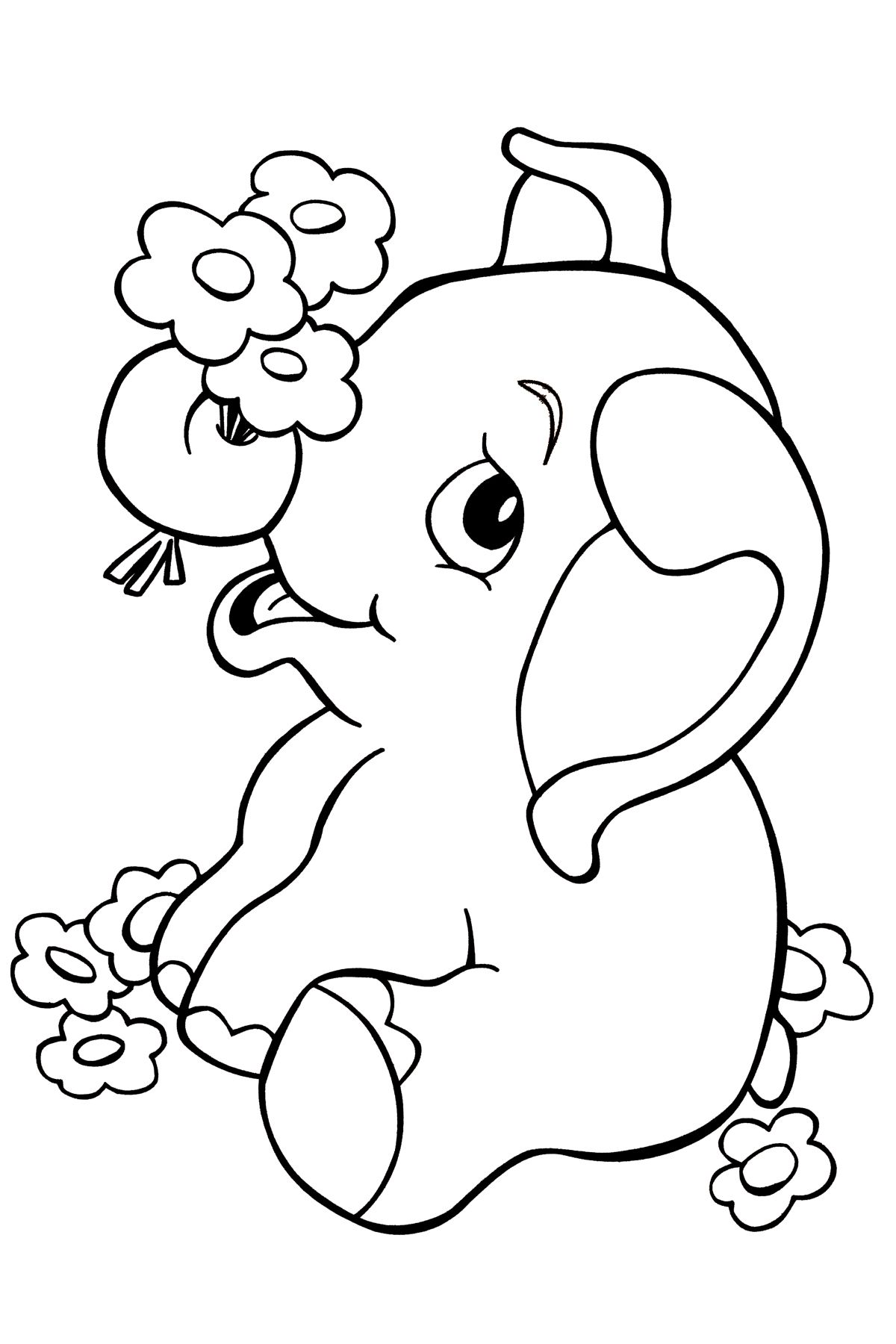 free baby animal coloring pages coloring pages jungle animals luxury awesome baby jungle pages coloring animal baby free