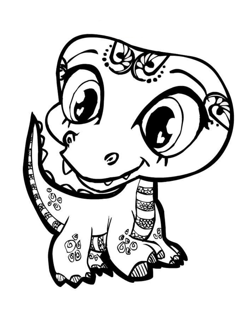 free baby animal coloring pages cute animals drawing at getdrawings free download coloring free baby pages animal