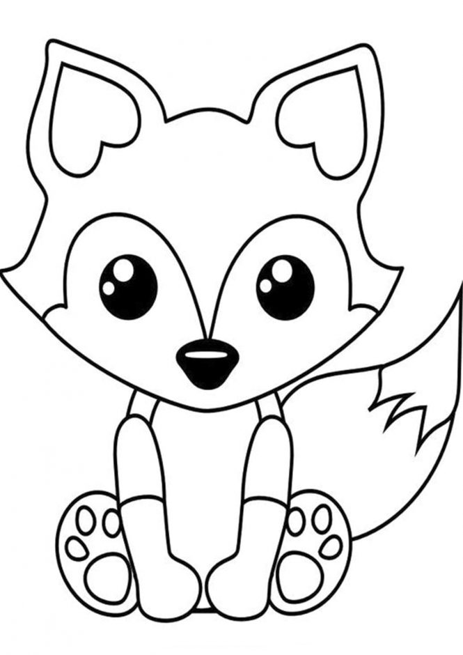 free baby animal coloring pages cute baby animals coloring pages coloring home coloring animal free pages baby