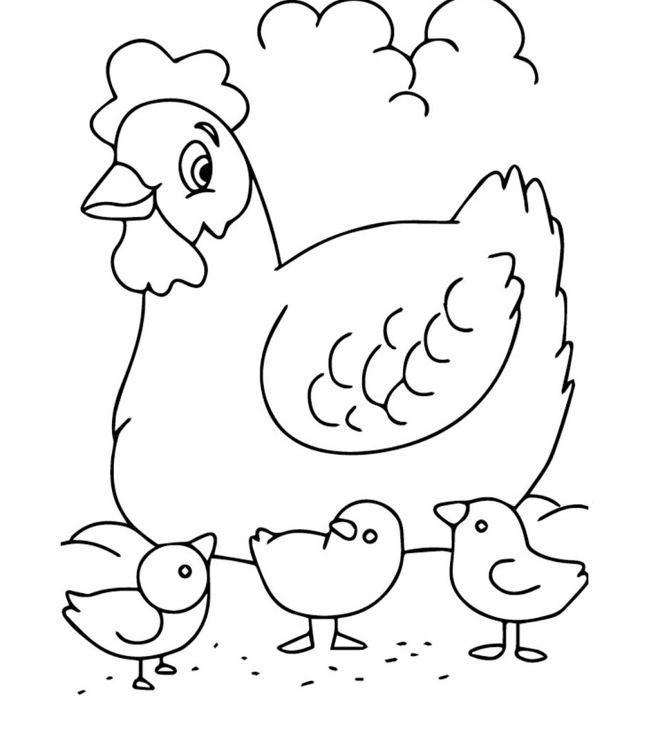free baby animal coloring pages free easy to print baby animal coloring pages tulamama pages coloring free baby animal