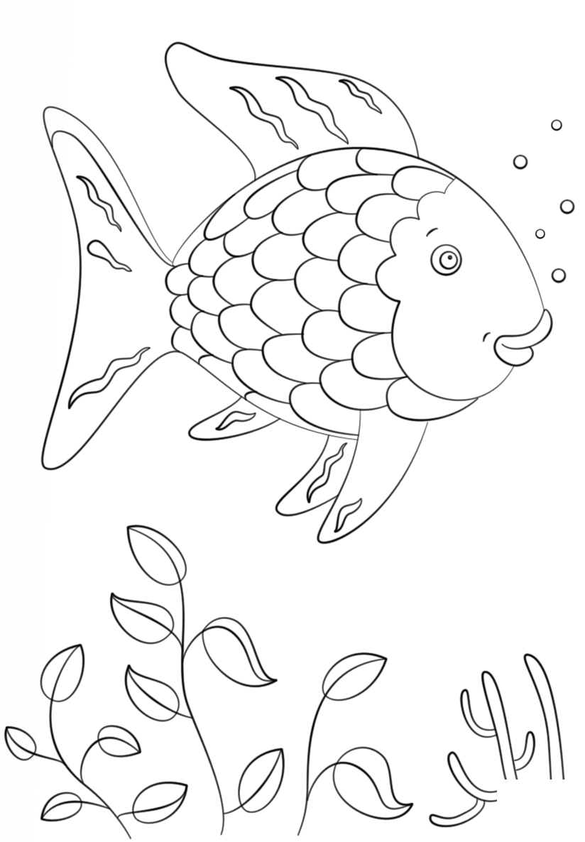 free coloring pages fish free fish coloring pages for kids gtgt disney coloring pages coloring fish free pages