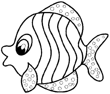 free coloring pages fish free printable seahorse coloring pages for kids fish pages coloring free
