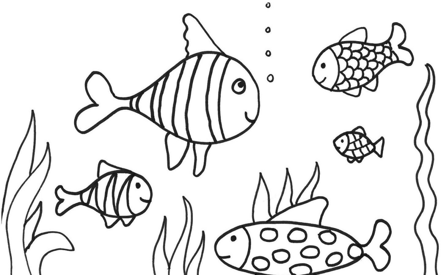 free coloring pages fish print download cute and educative fish coloring pages coloring pages free fish