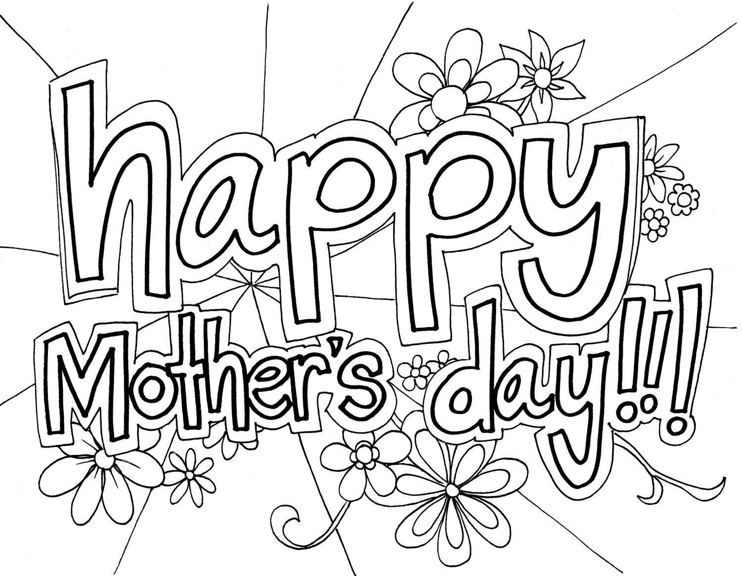 free coloring pages mothers day chocolatte designs free mother39s day coloring design coloring free pages mothers day