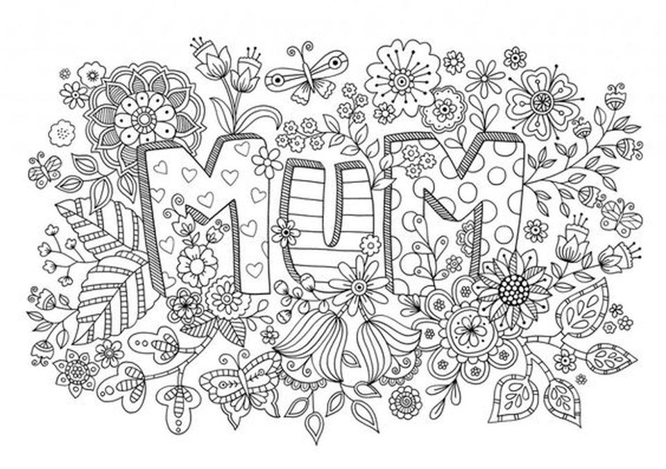 free coloring pages mothers day free coloring pages mothers day coloring day mothers pages free