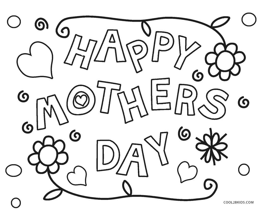 free coloring pages mothers day free coloring pages mothers day coloring pages for children free day mothers pages coloring