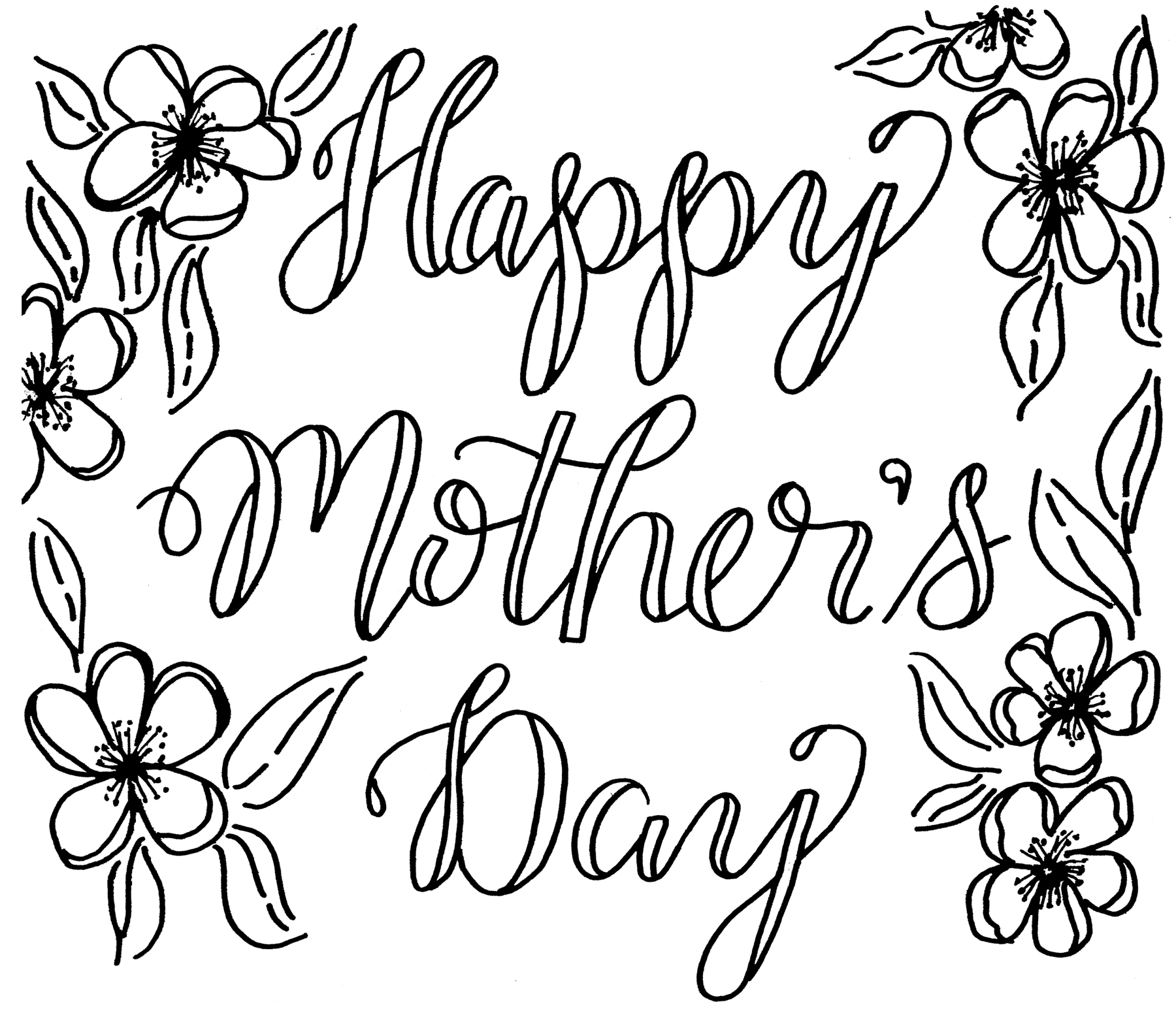 free coloring pages mothers day free printable mother39s day coloring pages for kids free mothers coloring day pages