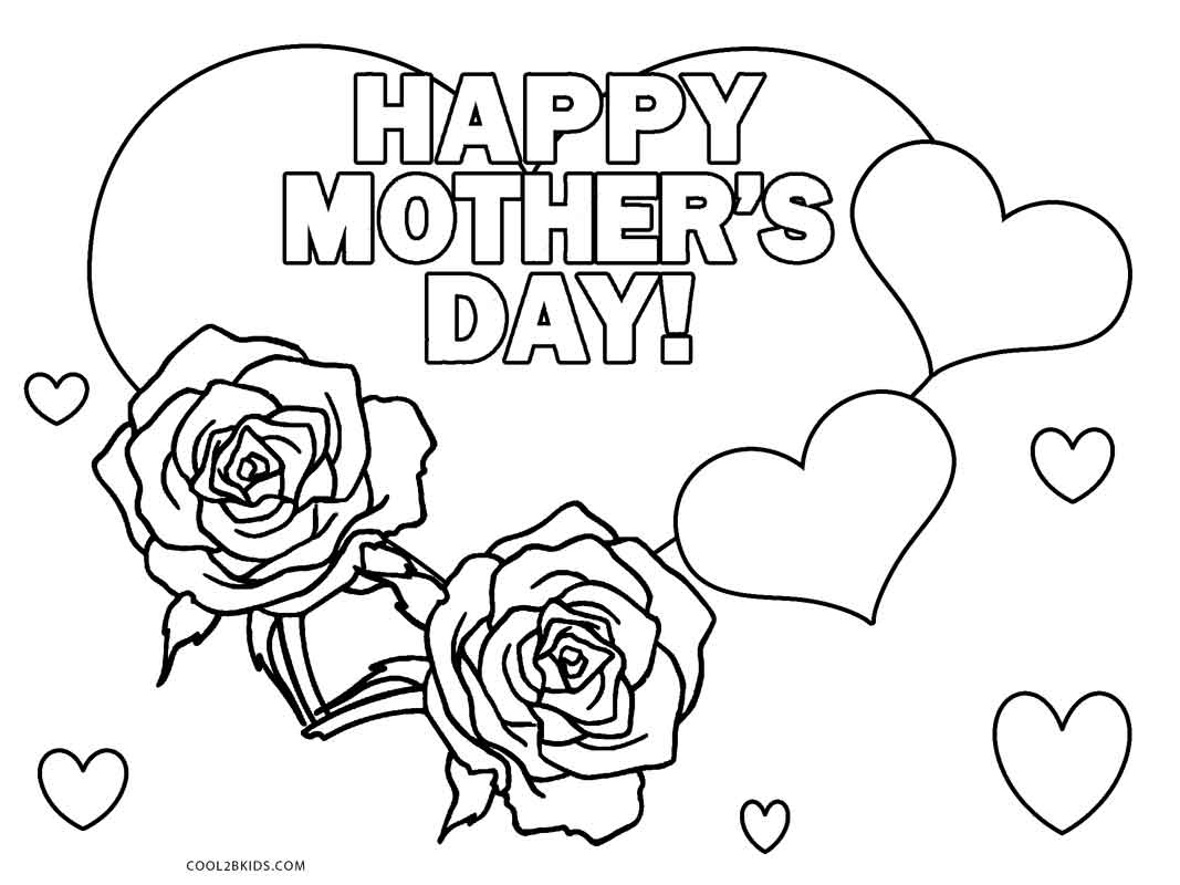 free coloring pages mothers day mother day coloring pages to download and print for free coloring pages free day mothers