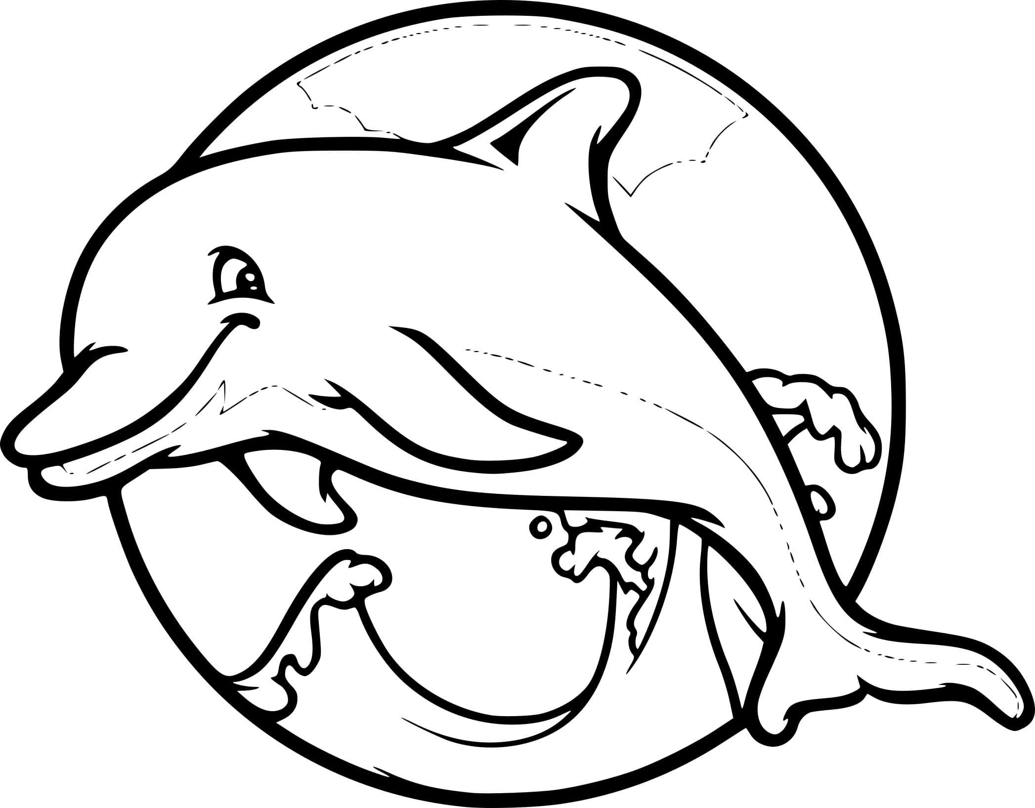 free dolphin coloring pages dolphins to color for children dolphins kids coloring pages free dolphin pages coloring