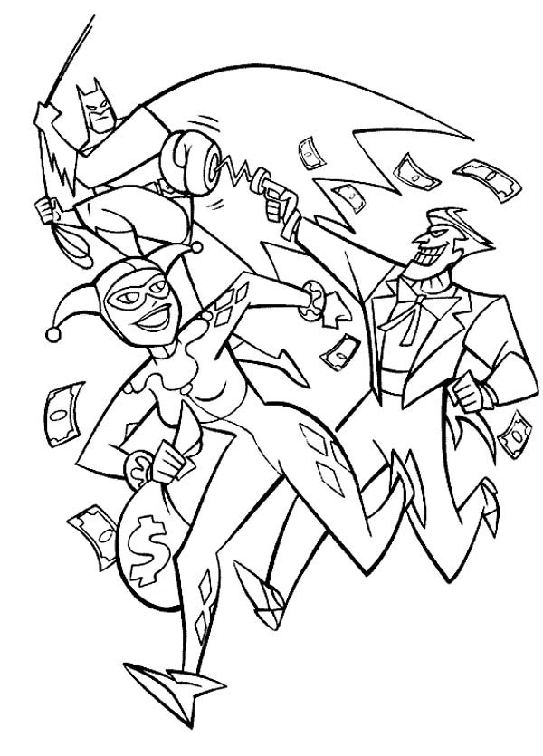 free harley quinn coloring pages disegni da colorare harley quinn pages harley quinn coloring free