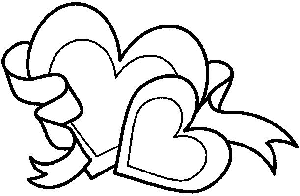 free heart coloring pages valentine hearts coloring pages free heart printables heart coloring free pages