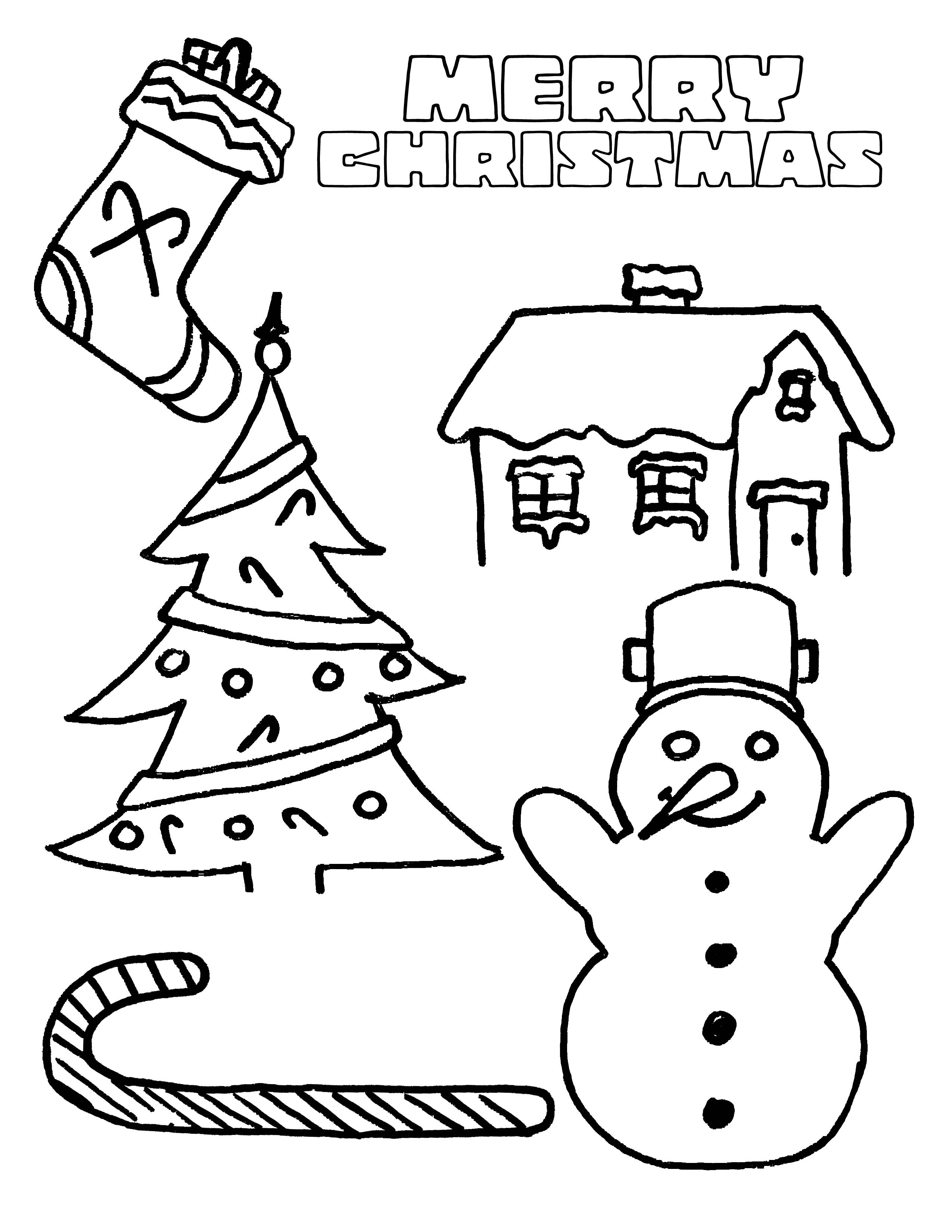 free holiday coloring pages free printable merry christmas coloring pages free holiday coloring pages