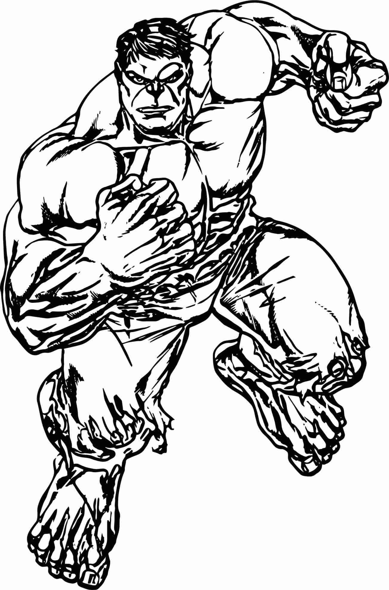 free hulk coloring pages free easy to print hulk coloring pages in 2020 free pages hulk coloring