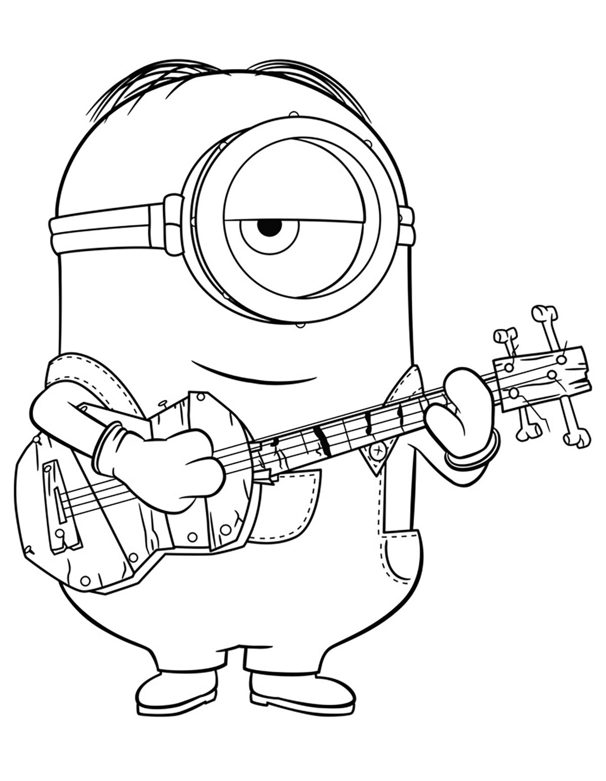 free minion coloring pages minions for kids minions kids coloring pages pages free coloring minion