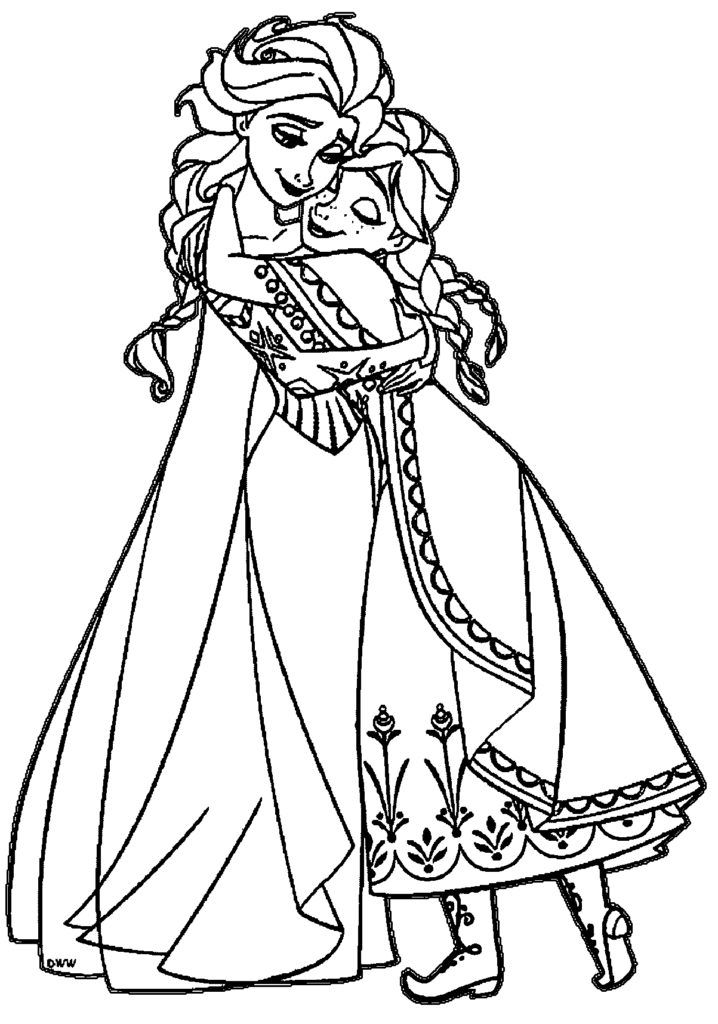 free printable elsa coloring pages free printable elsa coloring pages for kids best elsa printable coloring free pages