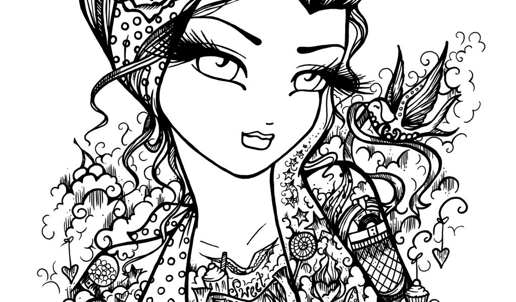 free tattoo coloring pages graffiti coloring page coloring pages tattoo free
