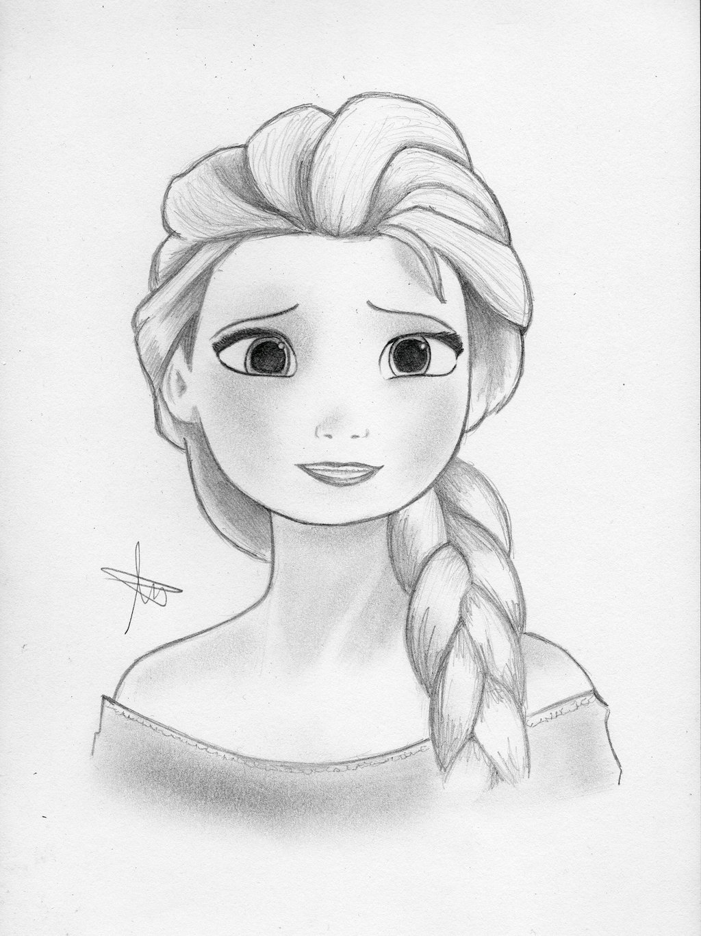 frozen drawing pictures frozen elsa drawing by ralphel321 on deviantart drawing frozen pictures