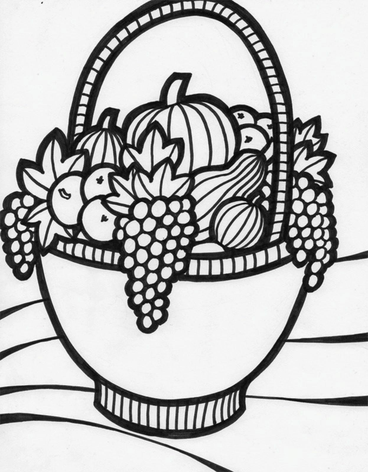 fruit bowl pictures to colour a bowl of fruits coloring page for kids fruits coloring colour fruit pictures bowl to