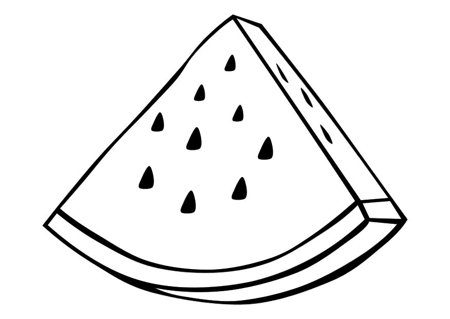 fruit coloring for kids free fruit quot watermelon quot coloring sheet for kids fruit coloring