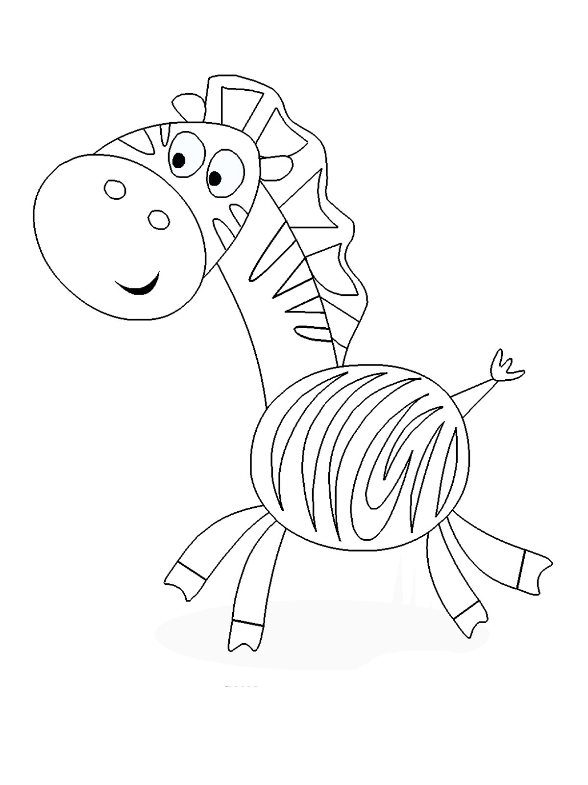 fun coloring pictures zebra coloring pages free printable kids coloring pages coloring pictures fun