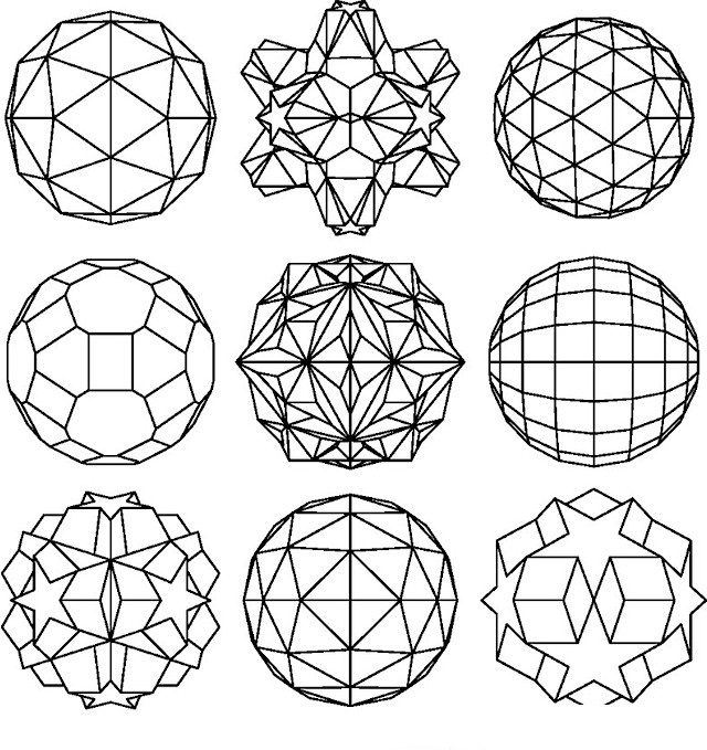 geometric patterns to color hard geometric designs coloring pages hard coloring patterns color geometric to