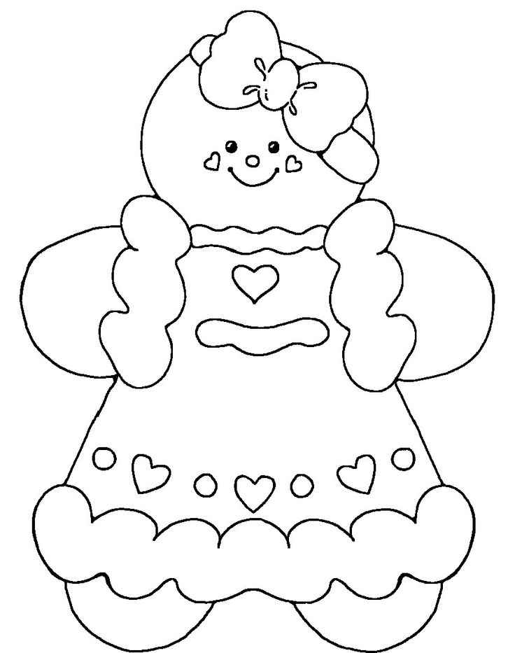 gingerbread coloring pages free printable gingerbread man coloring pages for kids gingerbread coloring pages